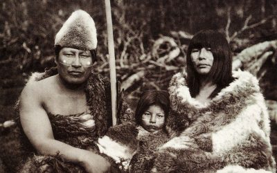 ~ Los Selk'nam, un Pueblo Olvidado del Sur del Mundo ~