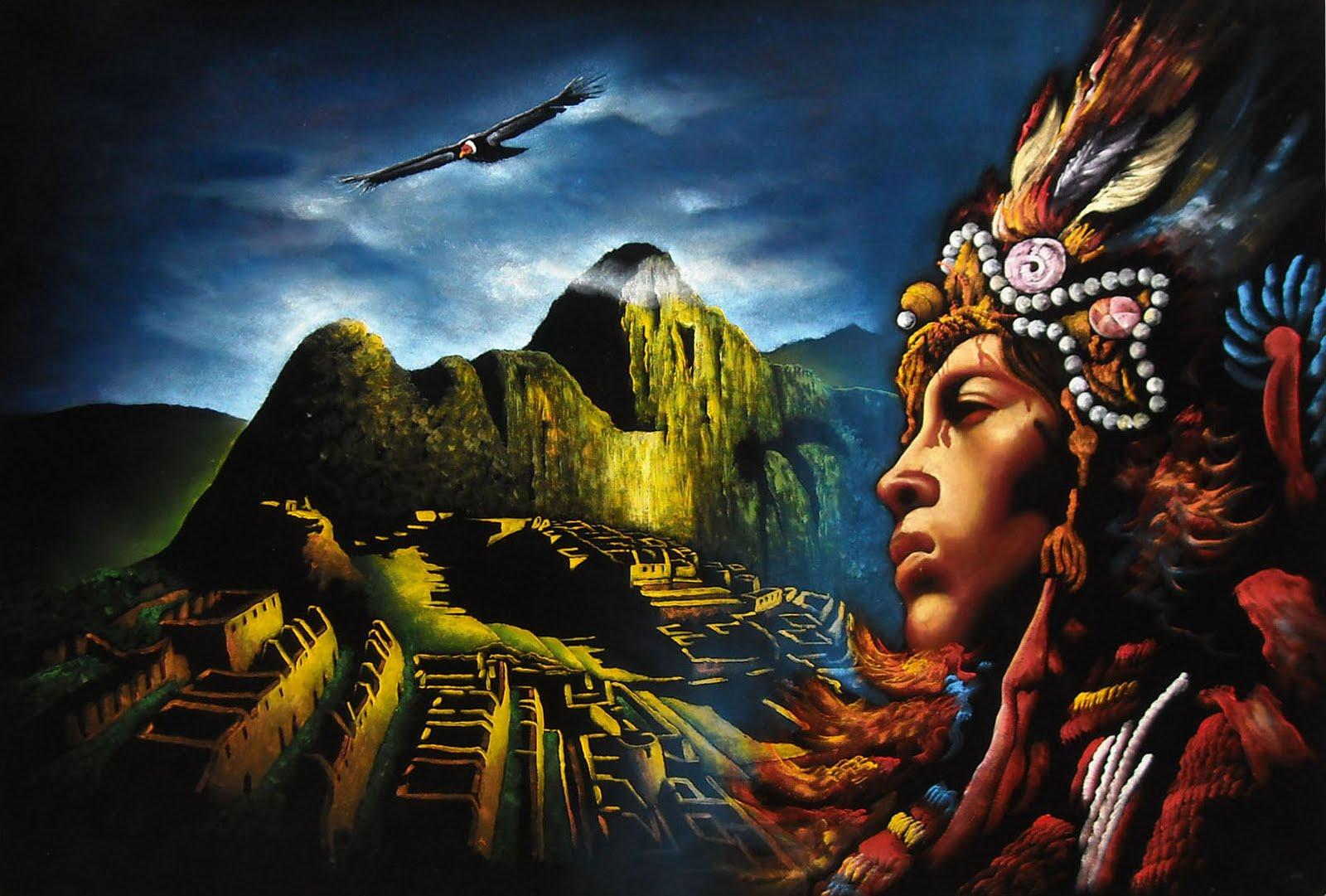Resultado de imagen para Origen del Universo segun los incas