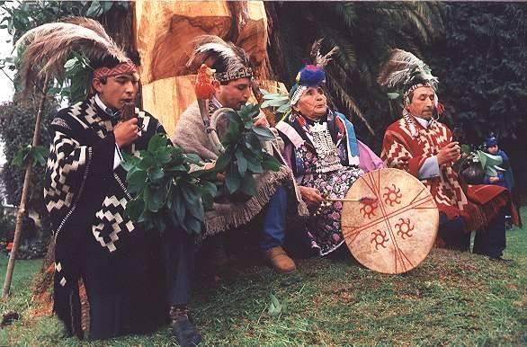 ~ El Valor y la Sabiduría de la Cultura Mapuche ~