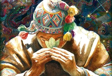 ~ La Abuela Coca, Medicina Ancestral de los Andes ~