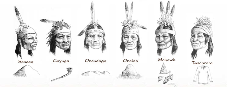 ~ Leyenda Iroquesa del Arbol de la Paz ~
