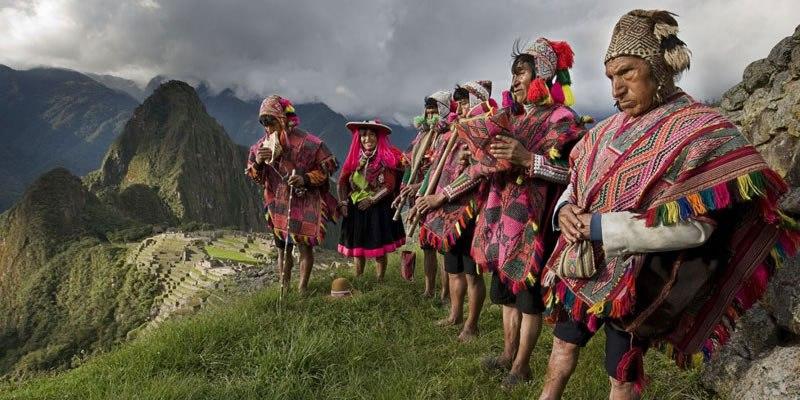 ~ Los Q'eros, Guardianes Tutelares del Conocimiento Andino ~