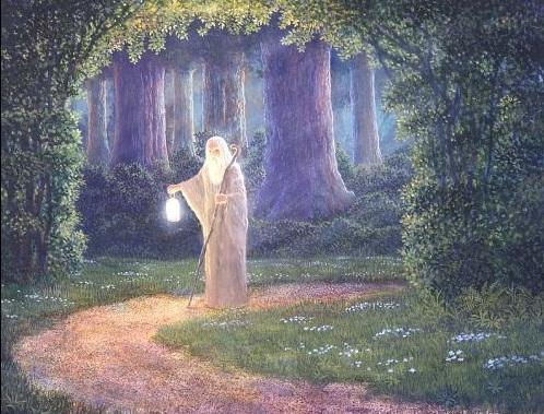 ~ El Misterio, la Piedra y el Camino ~