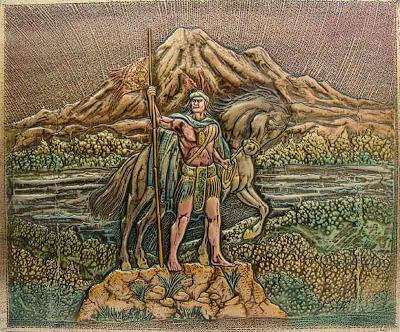 ~ Lautaro, Uno de los Grandes Héroes de la Epopeya Mapuche ~