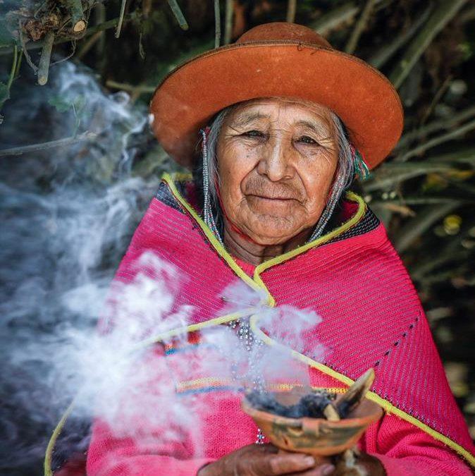 ~ Doña María Apaza Machaca ~